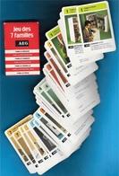 JEU De Cartes Publicitaire AEG (Frankfurt) Des 7 Familles ** Electro Ménager - Pub Publicité - à Jouer - Cartes à Jouer Classiques