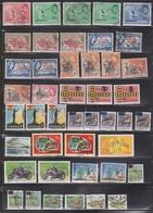 GHANA Lot Of Used Stamps With Duplication - Nice Lot - Ghana (1957-...)