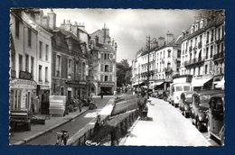 41. Blois. Rue Basse. Droguerie, Café, Alimentation Générale, Boucherie Centrale, Grand Hôtel, Pharmacie, Photographe. - Blois