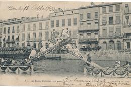 CPA - France - (34) Hérault - Sete - Cette - Les Joutes Cettoises - Sete (Cette)