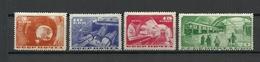 RUSSIA - USSR URSS - 1935 - MOSCOW METRO, FULL SET - 1923-1991 URSS