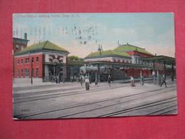 Union   Depot   Troy  New York        Ref 3542 - NY - New York