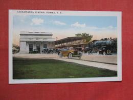 Lackawanna Station  Elmira    New York        Ref 3542 - NY - New York