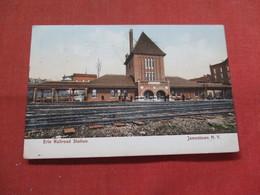 Erie Railroad Station  Jamestown  - New York       Ref 3542 - NY - New York