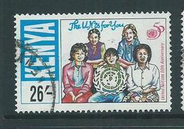 Kenya 1995 26/- United Nations FU - Kenya (1963-...)
