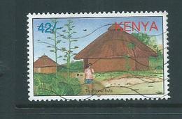 Kenya 1997 42/- Tourism FU - Kenya (1963-...)