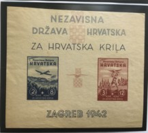 CROATIA - MH* - 1942 - # B11 - Croatie