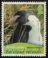 Falkland Islands 2010 Penguins Airmail Letter Type 2 Good/fine Used [40/32635/ND] - Falkland Islands