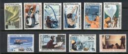 AAT 1966-68 Pictorials (10/11, No 5c) MLH - Unused Stamps