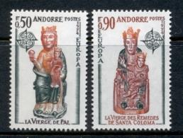 Andorra (Fr) 1974 Europa MLH - Andorra Francesa