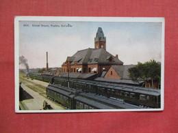 - Union Depot  Colorado > Pueblo >   Ref 3542 - Pueblo
