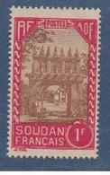 SOUDAN           N° YVERT   116     NEUF SANS CHARNIERES     ( Nsch 01/04) - Ungebraucht