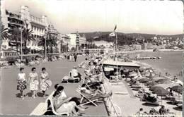 Nice La Promenade Des Anglais  CPM Ou CPSM - Nice