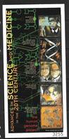 PALAU 2000 SCIENCES ET MEDECINE  YVERT N°1517/21 NEUF MNH** - Sciences
