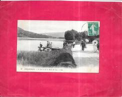 GERARDMER - 88 -  Le Lac  Vu De La Roche Du Lac-  ROY3 - - Gerardmer