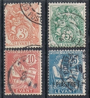 LEVANT PETIT LOT - Used Stamps