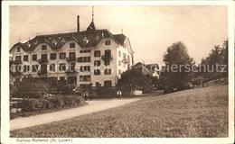 11747909 Richenthal Kurhaus Richenthal - LU Lucerne
