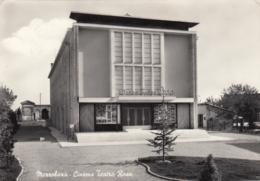 AK - Italien - MEZZOLARA (Bologna) -altes Kino - CINEMA TEATRO ROSA 1957 - Bologna