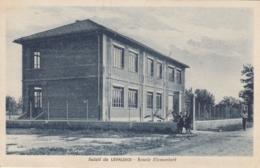 AK - Italien - Piemont Saluti Di LEVALDIGI - Alte Schule Scuole Elementari 1940 - Italien
