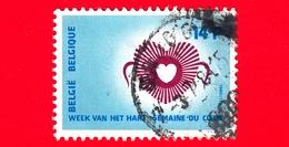 BELGIO - Usato - 1980 - Settimana Del Cuore - Week Of The Heart - 14 - Belgio