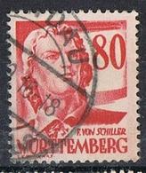 VURTEMBERG N°36 - Franse Zone