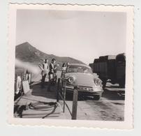 MZ  005 /   MONTENEGRO / KOTOR /  Traversée Du Golf De KOTOR Sur Un Bac D'une PANHARD  1963 - Automobile
