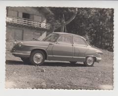 MZ  006 /  Photo Originale D' Une  PANHARD  1963 - Cars