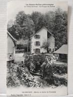 Le Creusot. Moulin Et Atelier De Tournerie - Francia