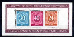 ALLEMAGNE ZONE AAS - YT BF N° 1 - Neuf ** - MNH - Cote: 60,00 € - Zona AAS