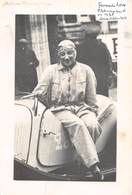 PIE.E.19-9268 :  FERNANDE ROUX. PILOTE AUX 24 H EN 1938. DECES OCTOBRE 2017 - Le Mans