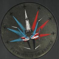Autocollant - 35 ème Anniversaire - Patrouille De France 1988 - Stickers
