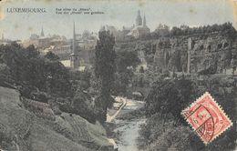 Luxembourg - Vue Prise Du Rham (Von Der Rham Aus Gesehen) - P.C. Schoren - Luxemburg - Town