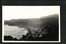 AK St. Vincent, Panoramablick Mit Gebirge - Postcards