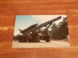Honest John M31 / M50 / MGR-1A / MGR-1B Royal Netherlands Army - Matériel