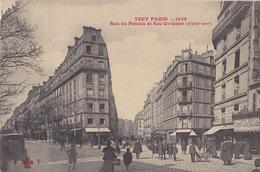 PARIS 18eme Rue Du Poteau Et Rue Ordener - District 18
