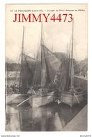 CPA - Un Coin Du Port - Bateaux De Pêche En 1937 - LE POULIGUEN 44 Loire.- Inf. - N° 93 - Edit. F. Chapeau , Nantes - Le Pouliguen