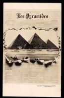 EGYPTE, JOURNAL Les Pyramides - Pyramides