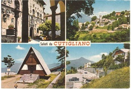 SALUTI DA CUTIGLIANO - Saluti Da.../ Gruss Aus...
