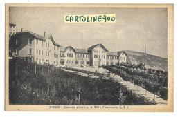 Veneto-vicenza-enego Preventorio C R I Anni 40 Veduta Edificio (f.piccolo/retro 1941/XIX) - Italia