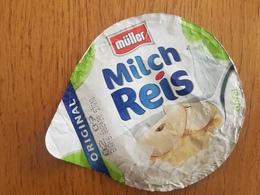 Germany Milch Reis Top - Coperchietti Di Panna Per Caffè