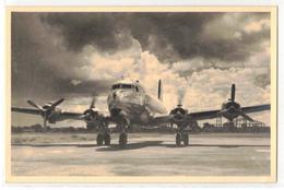 Avion Quadrimoteur- Ciel De Lorraine-photo - Airplanes