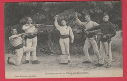 Brasschaat / Brasschaet - Kamp - Divertissements - 1908 ( Verso Zien ) - Brasschaat
