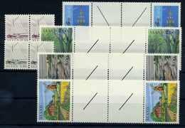 ALAND 1985 Nr 8-13 Postfrisch (104573) - Ålandinseln