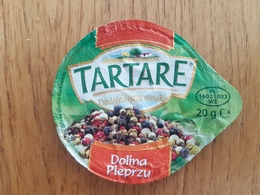 Poland   Top - Coperchietti Di Panna Per Caffè