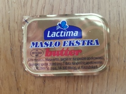Poland  Butter Top - Coperchietti Di Panna Per Caffè