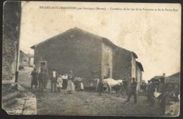 Brixey Aux Chanoines,par Sauvigny (Meuse)-Carrefour De La Rue De La Fontaine Et De La Petite Rue - France