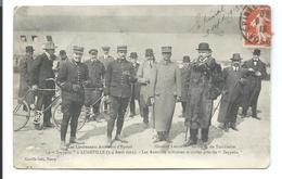 LUNÉVILLE - 1913 Près Du Zéppelin - VENTE DIRECTE X - Luneville