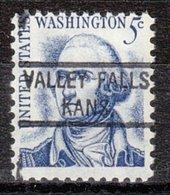 USA Precancel Vorausentwertung Preo, Locals Kansas, Valley Falls 821 - Vereinigte Staaten
