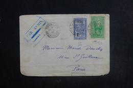 MADAGASCAR - Enveloppe De Tamatave Pour La France En 1938, Affranchissement Plaisant, Cachet Par Avion - L 38437 - Madagaskar (1889-1960)