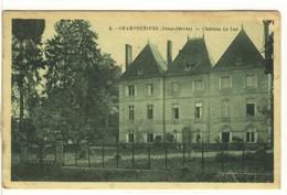 Carte Postale Ancienne Champdeniers - Château Le Luc - Champdeniers Saint Denis